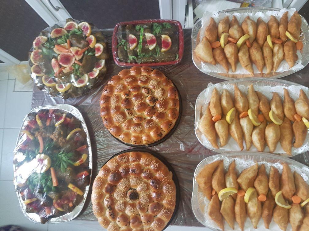 مطبخ ام نواف اكلات شعبيه وحلويات و اشياء ثاني