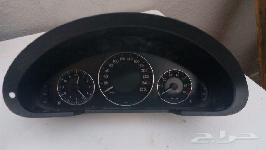 قطع مرسيدس جفالي W211 موديل 2006