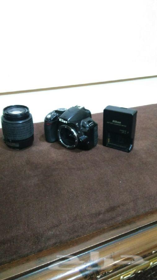 للبيع كاميرا نيكون nikon d3100