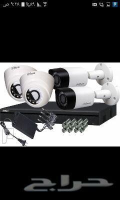 اقوي واحدث عروض كاميرات مراقبه بسعرمغري جدا
