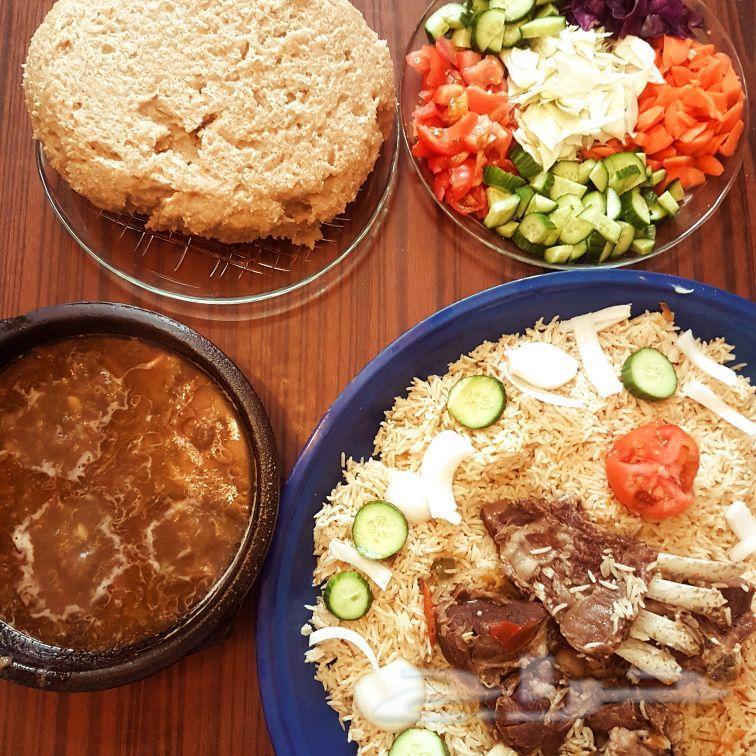 مطبخ ام نواف اكلات شعبيه وحلويات