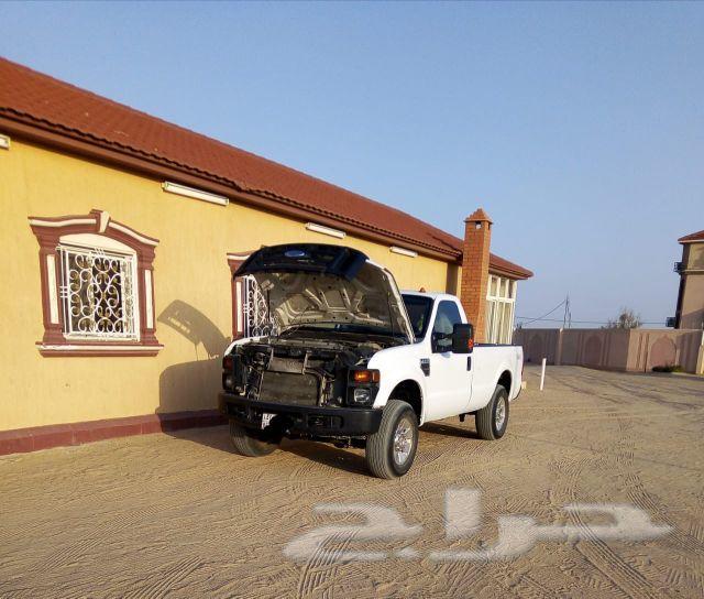 للبيع فورد حوض 250F ابيض في نجران