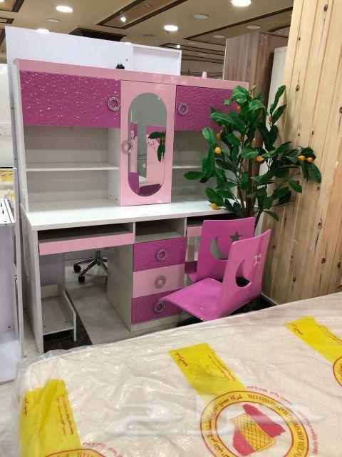 غرف نوم للاطفال سريرين