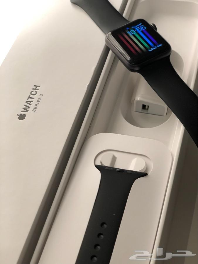 ساعة ابل سيريس 3 Apple Watch series 3