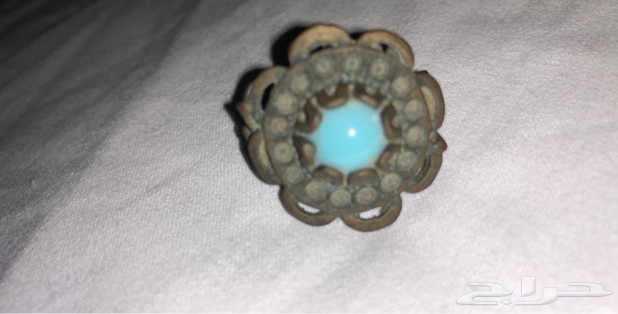 خاتم تراثي قديم للبيع