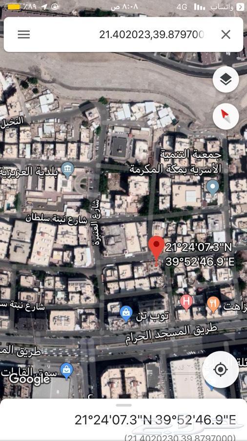 أرض للبيع بالعزيزيه الشرقيه