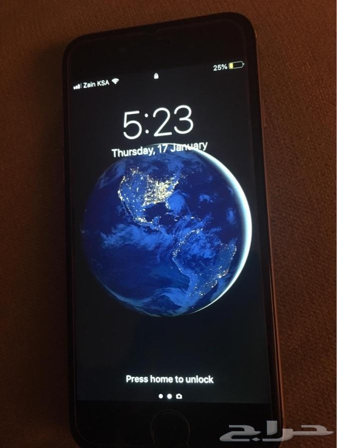 ايفون 6 نظيف جدا 64 قيقا .. iphone 6 64g