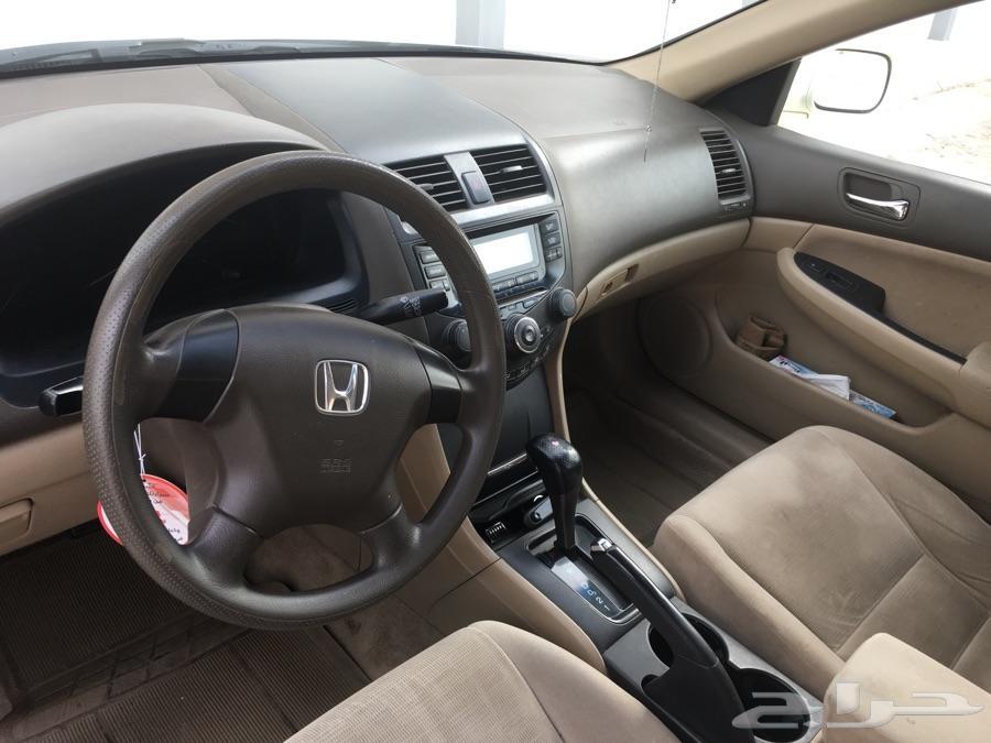 هوندا أكورود 2006 VTi-L للبيع
