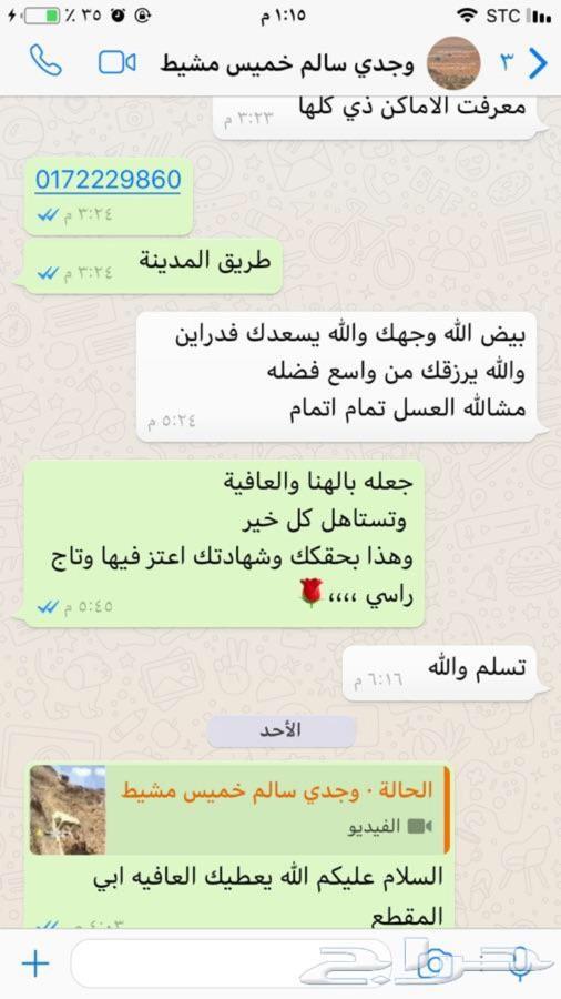 rlm عسل سدر جبلي مضمون على الذمة والأمانة