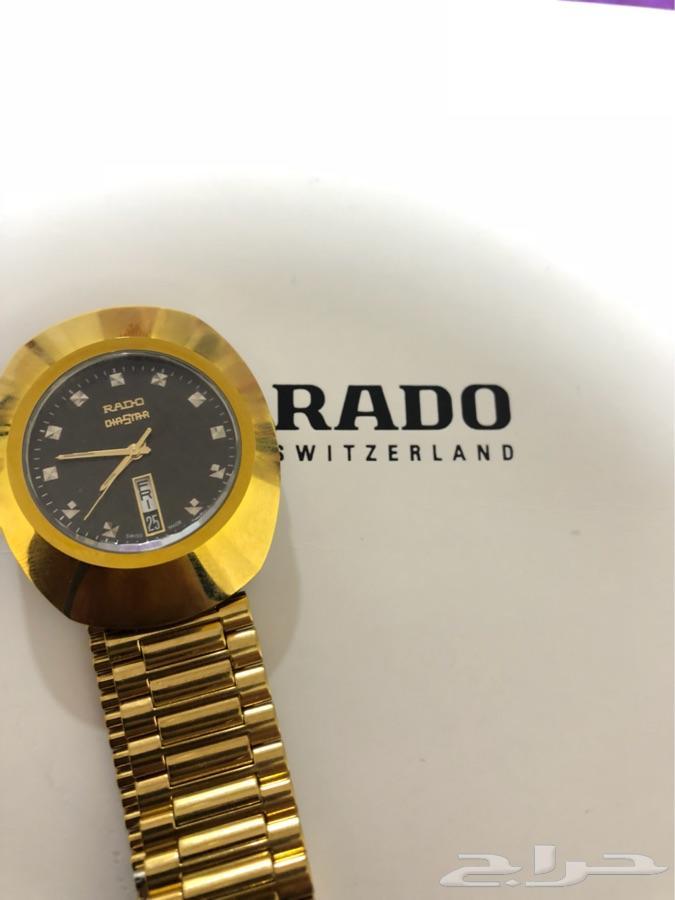 98f54ee7d0485 ساعة رادو سويسرية أصلية للبيع