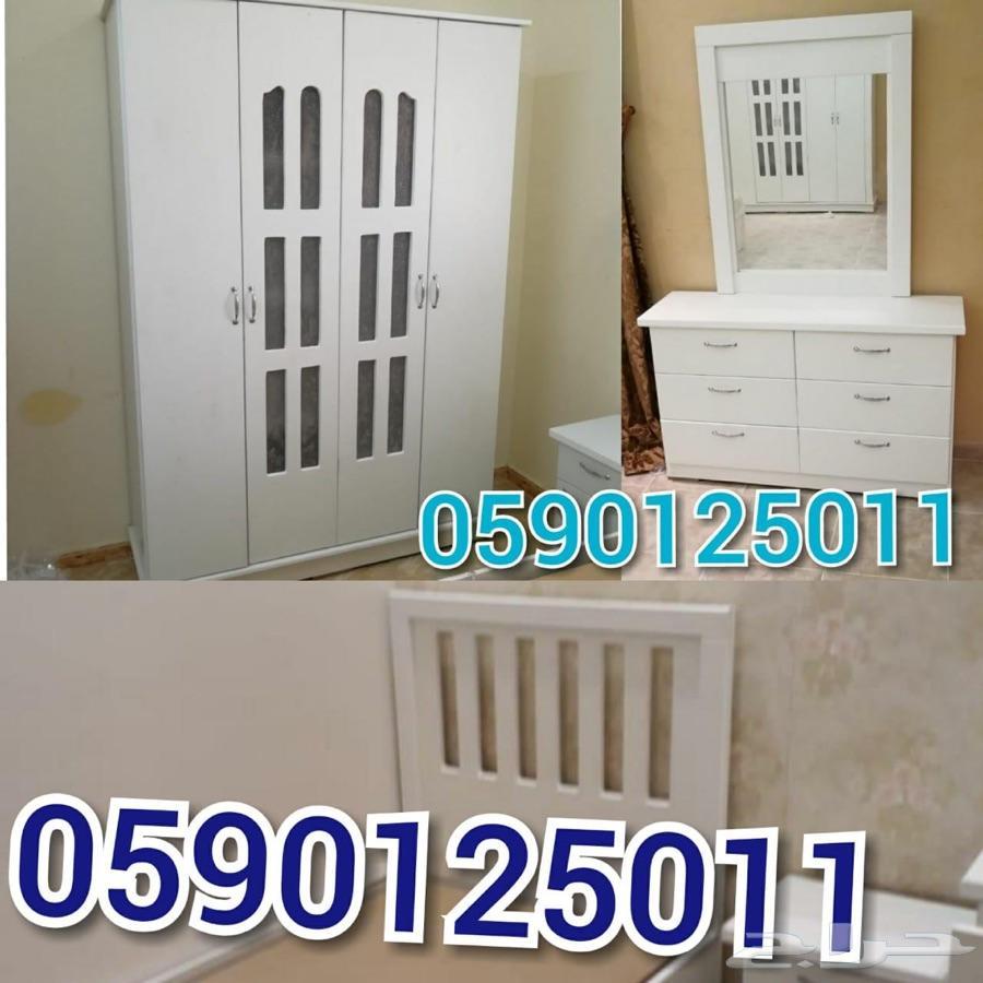 غرفة نوم جديدة 1800 مع التركيب والتوصيل
