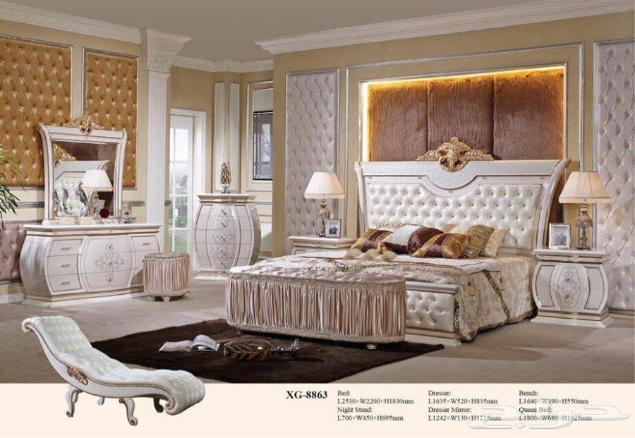 غرفة نوم من القفاري للبيع