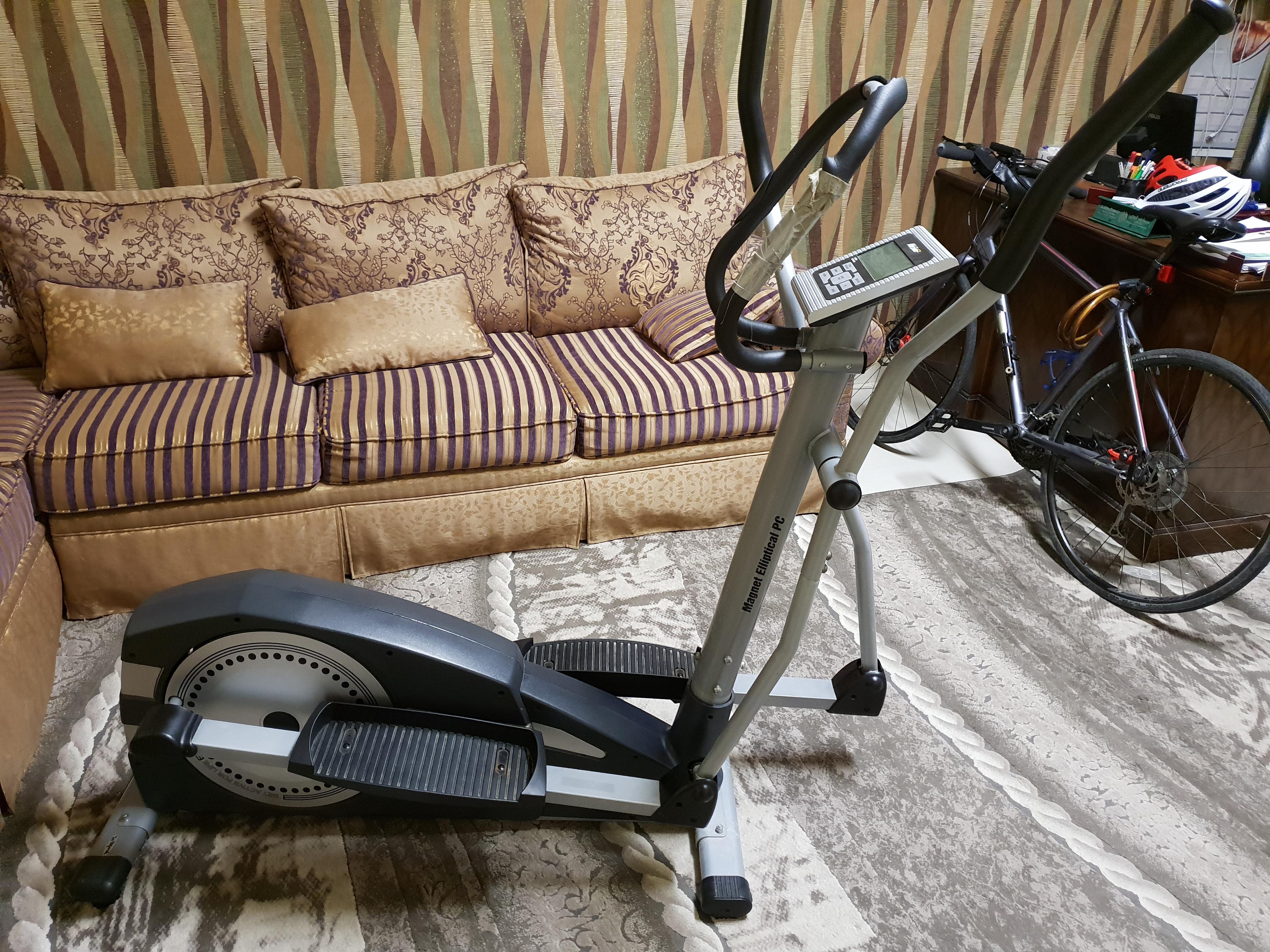 جهاز اوربتراك للياقة وشد كامل عضلات الجسم