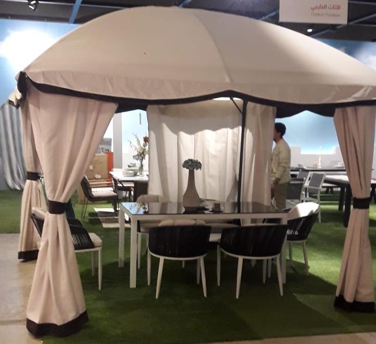 خيمة جديدبالكرتون الشكل الجديدقماش ممتاز
