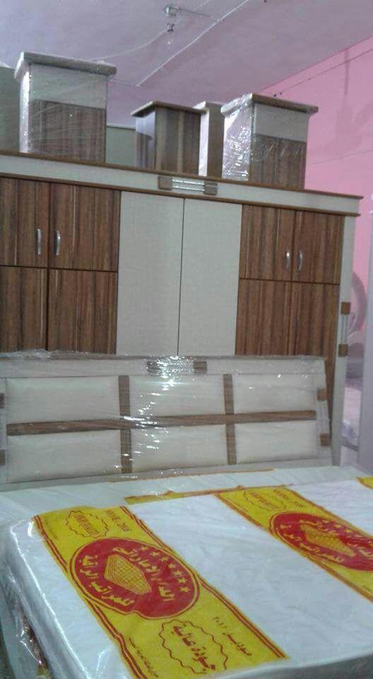 غرف نوم وطني جديد السعر 1300ريال