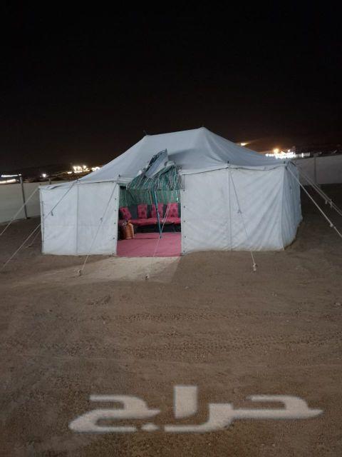 مخيم درر للايجار بسعر مغري بالثمامة