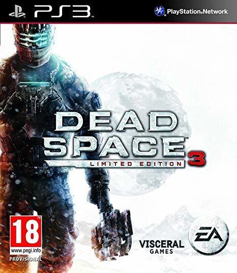 لعبة DEAD SPACE3 سوني 3