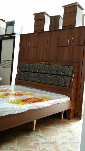 غرف نوم وطني ست قطع مع التوصيل والتركيب 1700