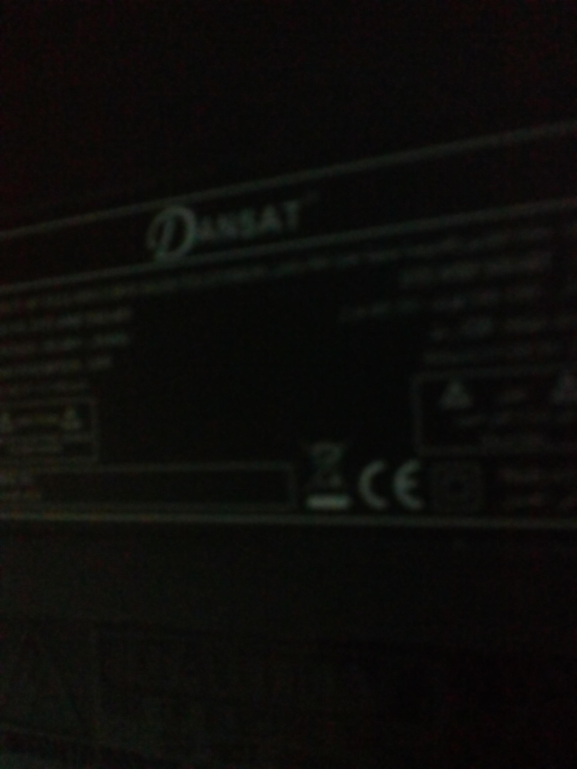 شاشة دانسات سمارت منحنية 50بوصة