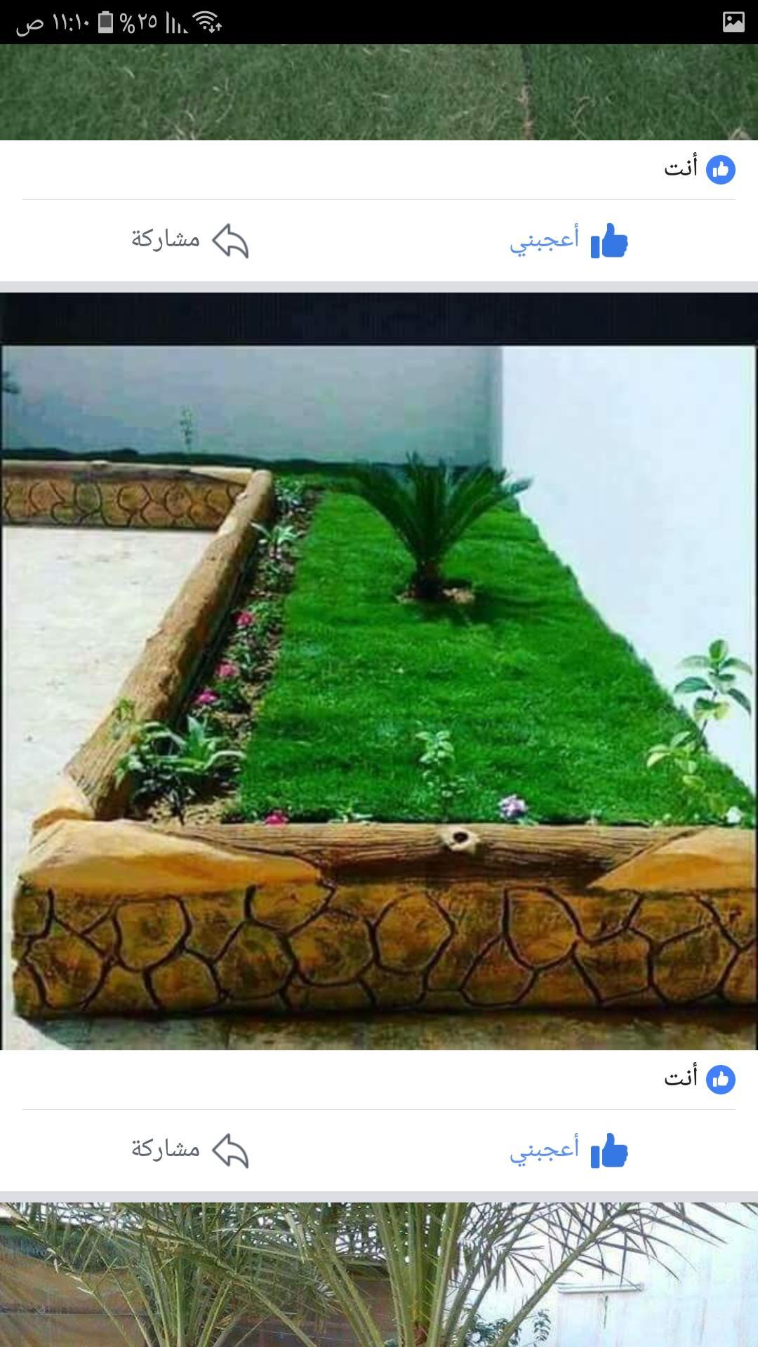 فن تنسيق الحدائق