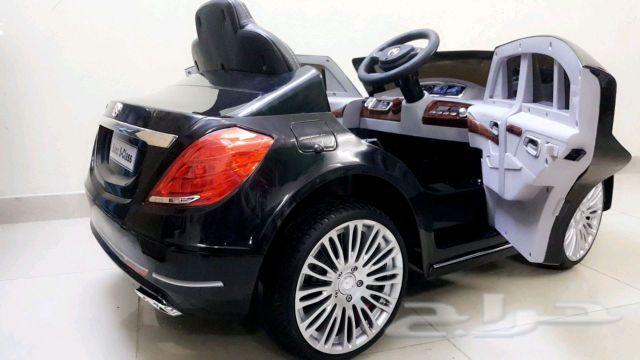 سيارة اطفال مرسيدس بنز بشكلها الفخم جديد
