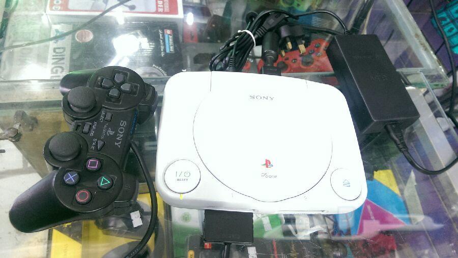 أجهزة سوني 1 بلاي ستيشن ون Sony PS one 1