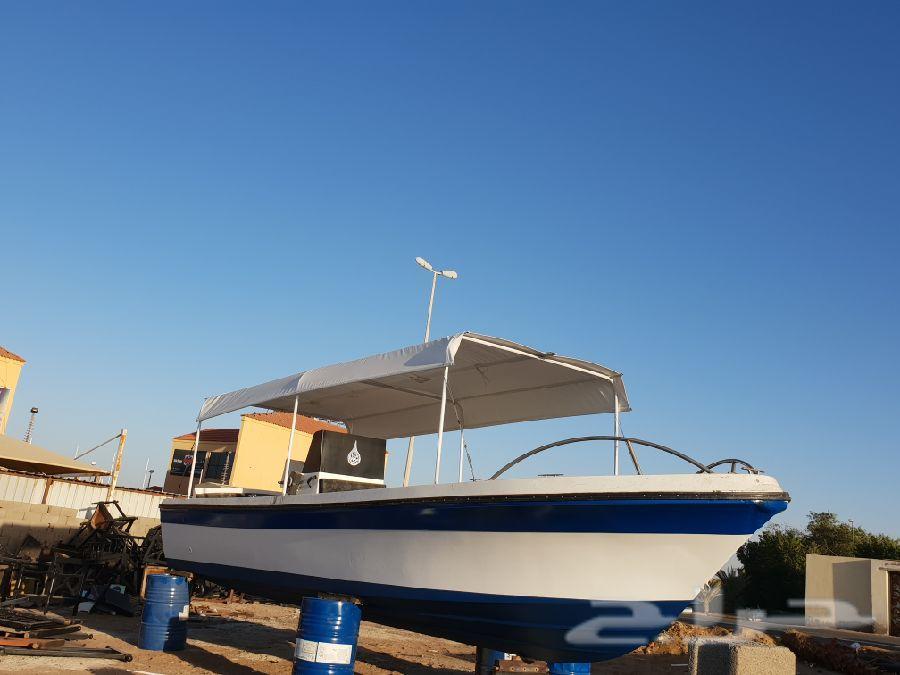 قارب نظيف للبيع
