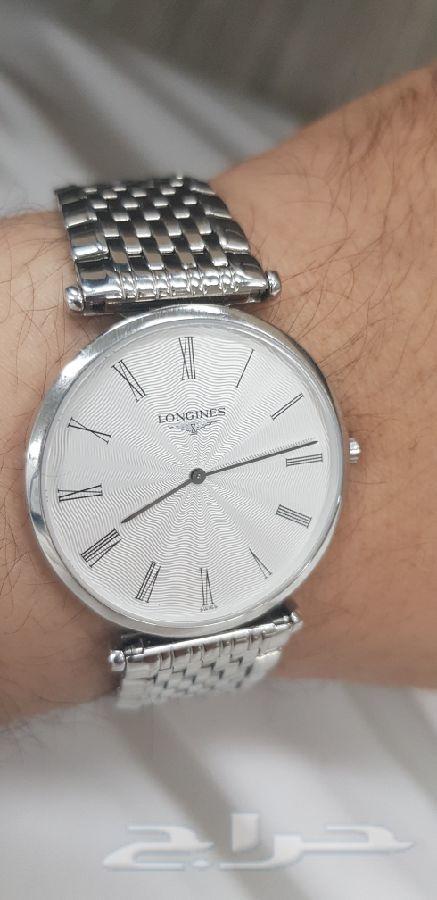 0027a3b3b ساعة لونجين أصلية للبيع