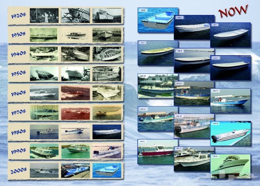 مصنع سعودي لصناعة القوارب البحرية