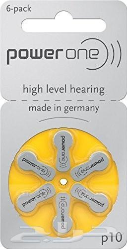 بطاريات P10 لسماعات اذن ذوي الاحتياجات الخاصة