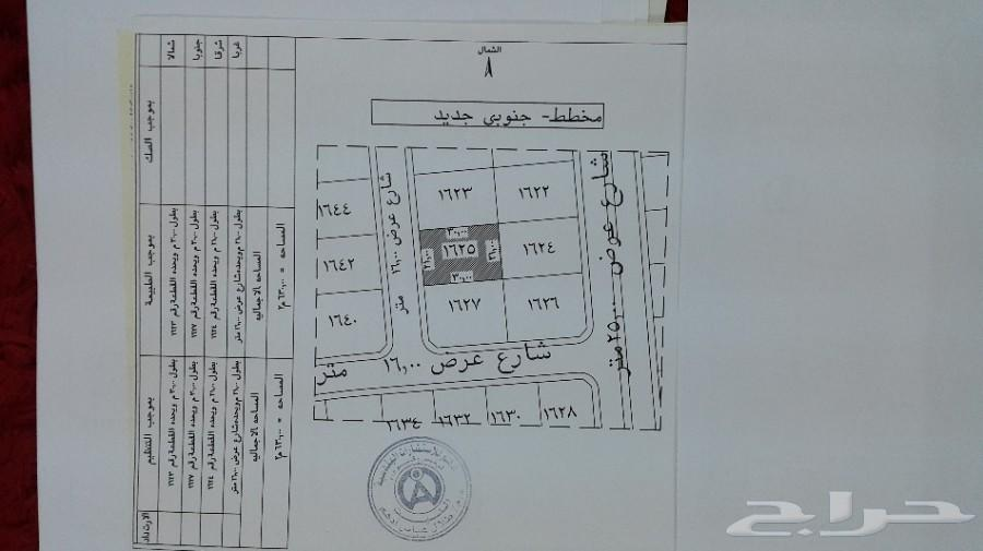أرض في محافظة الليث