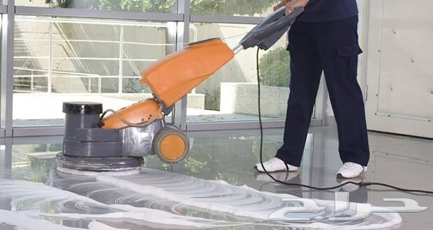 شركة تنظيف شقق مجالس فلل خزانات نظافه عامه