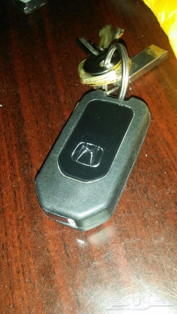 مفتاح هوندا اكورد الشكل جديد