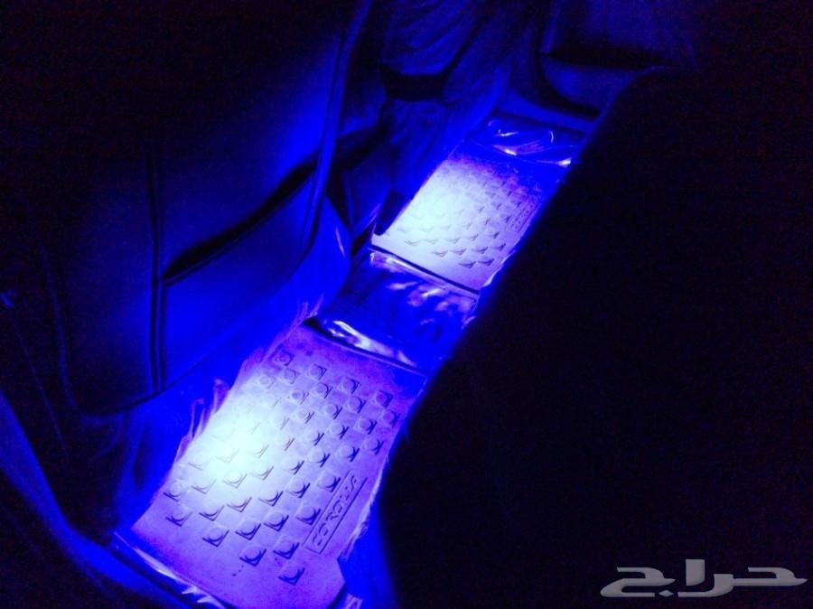 لمبات ليد إضاءة زينة للسيارات متعددة الألوان