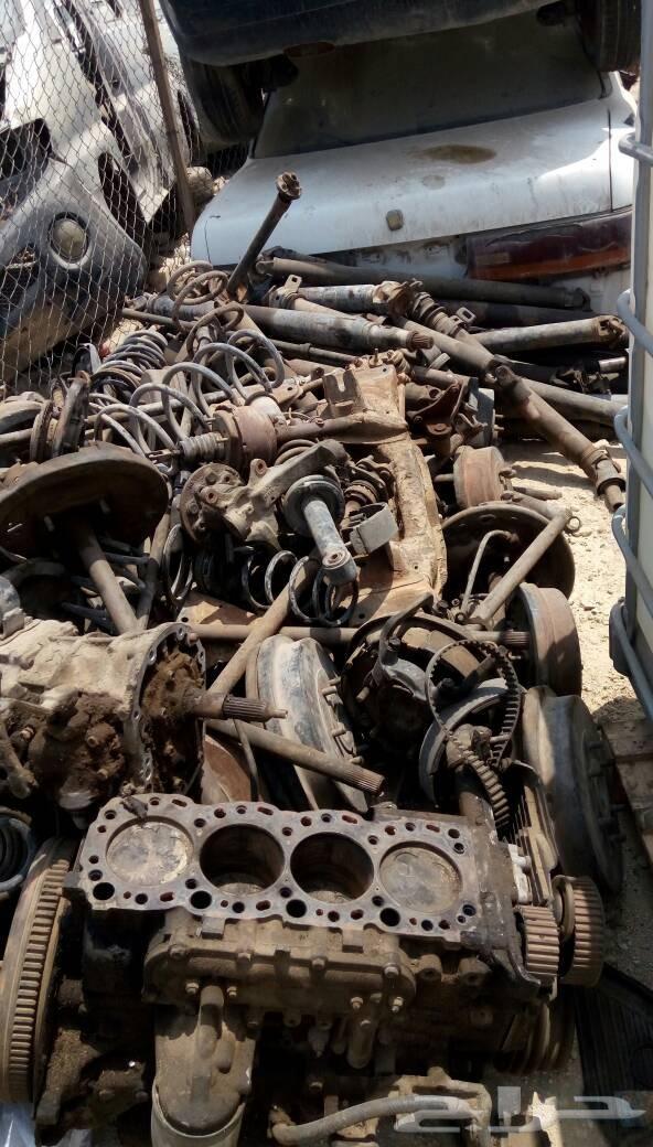 بيع و شراء قطع غيار السيارات المستعمله