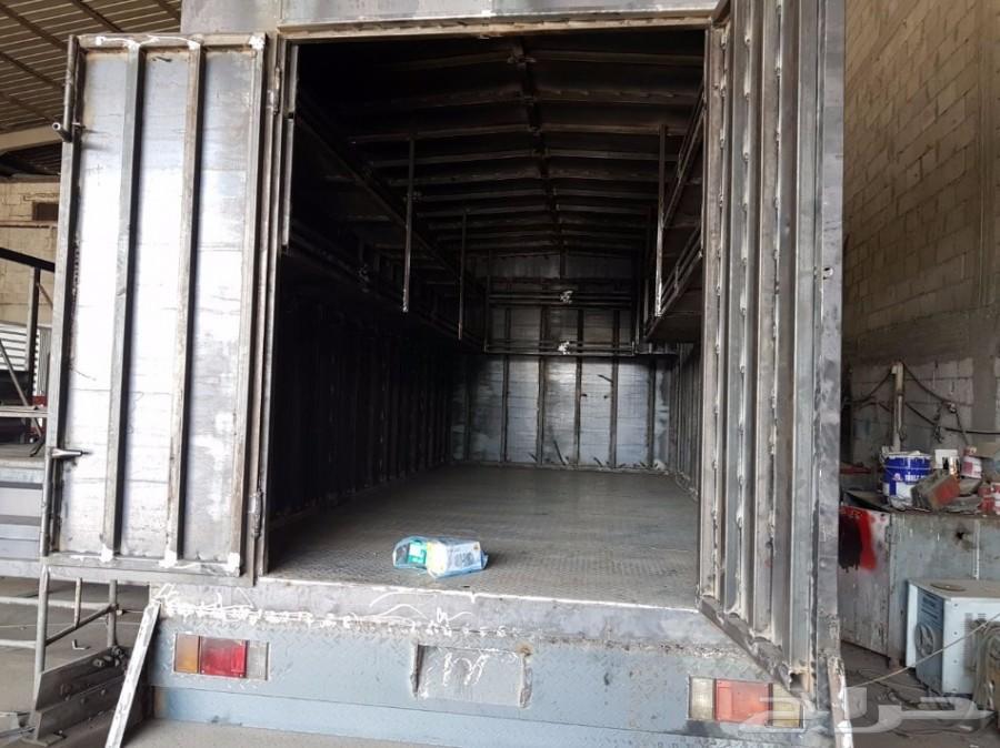 مصنع شركة سالم أحمد للتصنبع السطحات