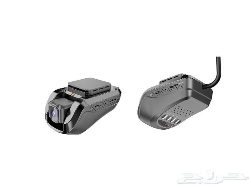 جديدنا جهاز تتبع ومشاهدة السيارة (كاميراتين)