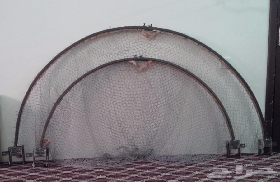 شبكات صيد الطيور برموت تحكم عن بعد