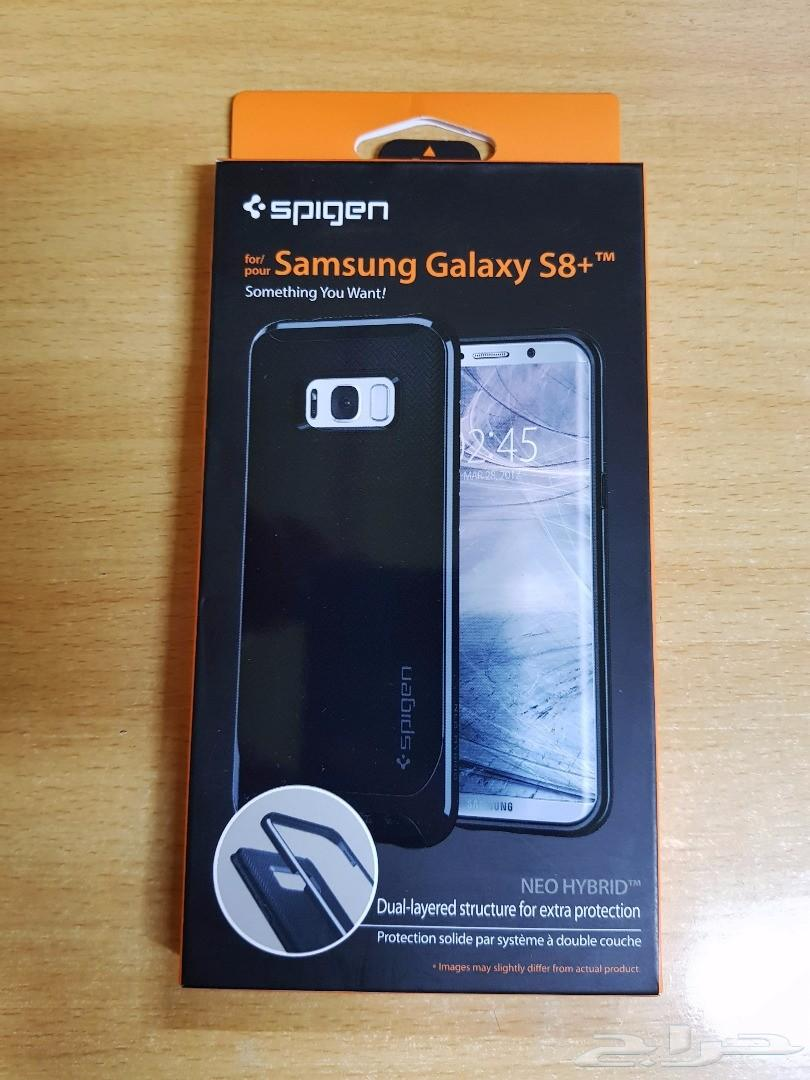 كفر Neo Hybrid Spigen سبيجن جالكسي S8Plusبلس