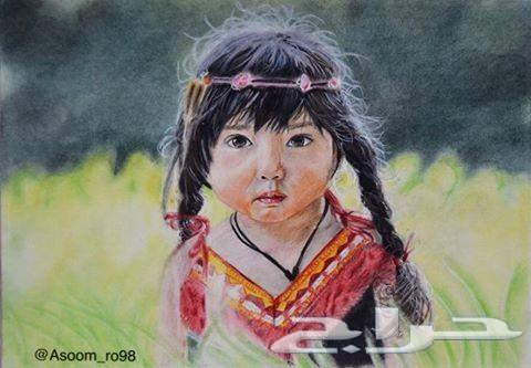 رسام لاستقبال طلبات الرسم الشخصية