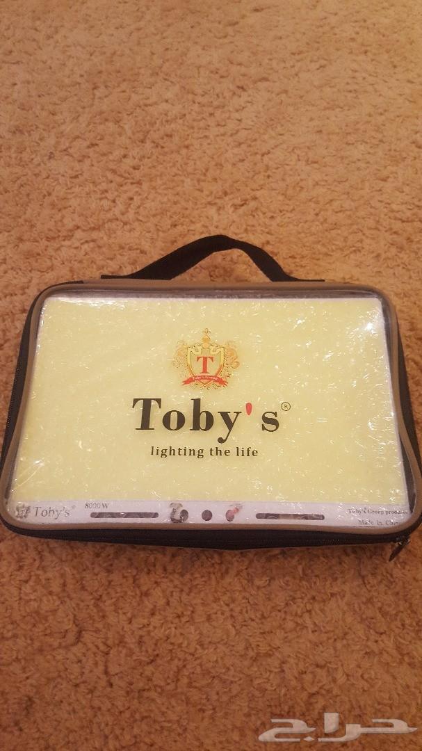 لمبة سنارة Toby قوة w8000