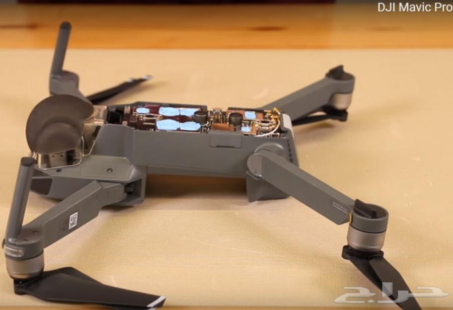 صيانة الفانتوم والمافيك والطائرات الدراون.