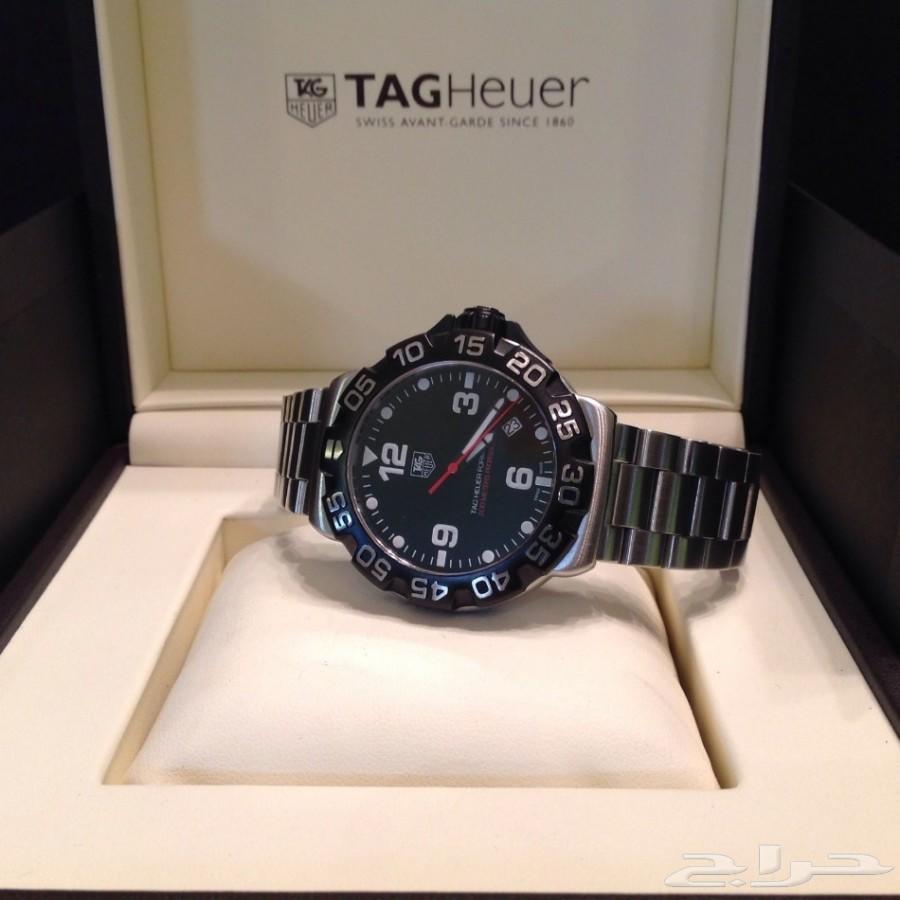 ساعة تاج هوير Tag Heuer Formula 1 سويسرية