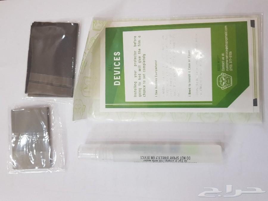 حماية شاشه من شركة IQ Shield للجالكسي S8 Plus