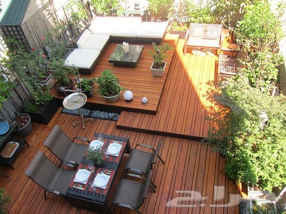 حدائق الحجاز لإنشاء الحدائق على اسطح العمائر