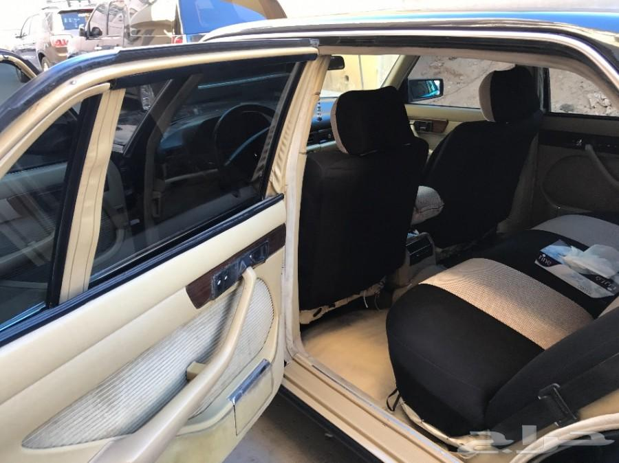 سيارة مرسيدس500sel
