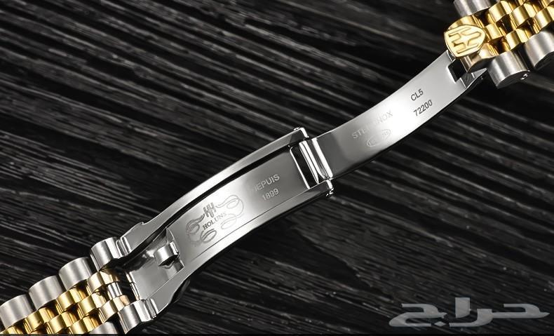 ساعات وكالة أصلية ماركة معروفه بنفس شكل رولكس