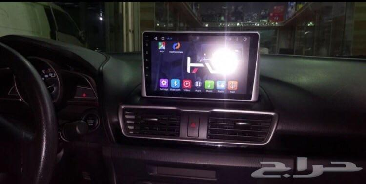 مازدا 3 من  2014 ل 2018 شاشات هاب