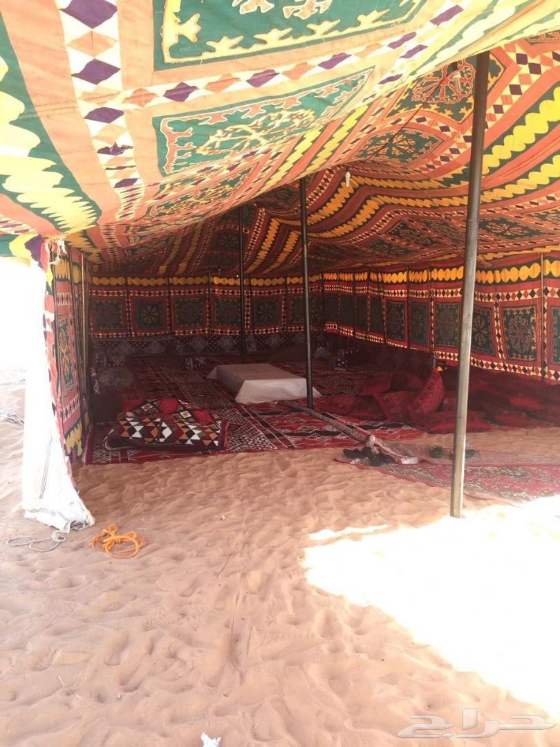 مخيم للايجار اليومي بعسيلان