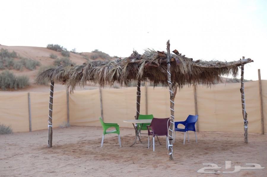 مخيم متكامل للبيع